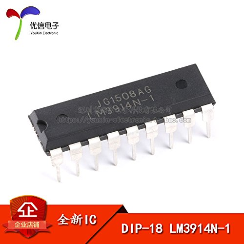 Generic in stock can pay LM3914N-1 LM3914N LM3914 DIP-18