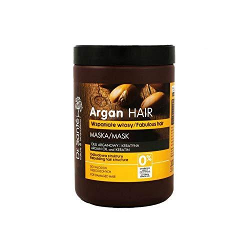 Mascarilla Capilar Profesional Hidratante Aceite Argán