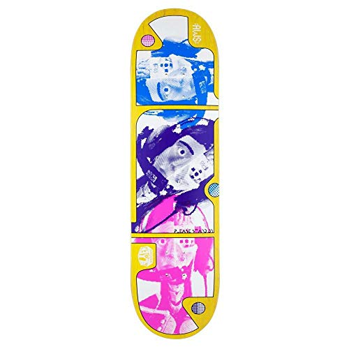 Alien Workshop Multi Stand by - 8.5 Inch Skateboard-Deck (One Size, Blau) -