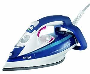 Tefal FV5370 Aquaspeed Autoclean Eco Ferro a Vapore 2400W Blu