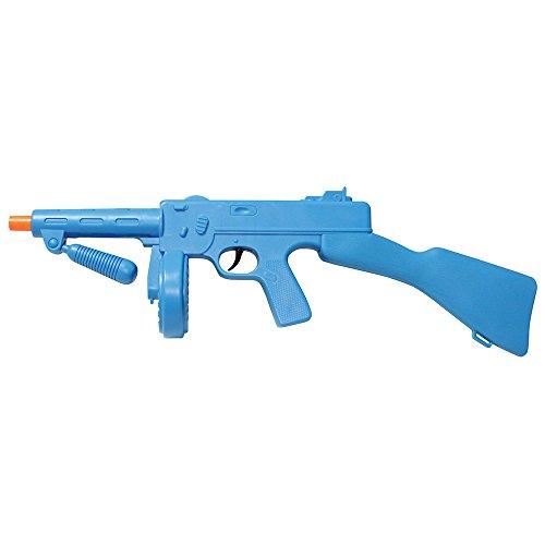 Bristol Novelty ba1316Tommy Spielzeug Gun, blau, One size