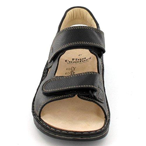 FinnComfort PERM 1566055099 femmes Sandales Noir