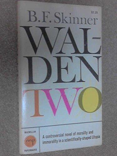 Walden Two (Macmillan paperback)