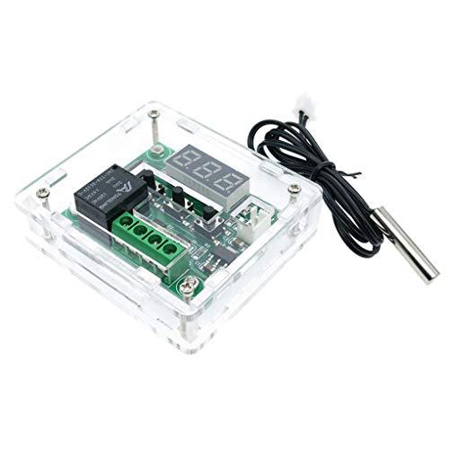 W1209 12V DC-Digital-LCD -50-110 ℃ Bereich Thermostat Temperaturregelung Schalter Sensor Modul mit Gehäusen -