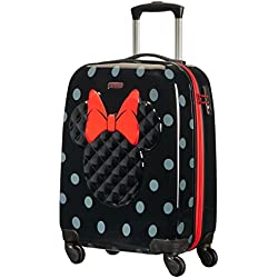 Samsonite - Disney Ultimate Minnie Spinner Maleta, S (56 cm - 34.5 Litros), Negro (Minnie Iconic)