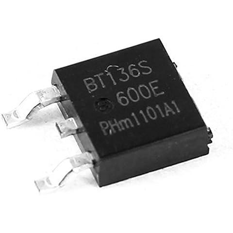 800V 4A 2 Pin BT1365-600E Puente de serie de piezas de reparación del controlador