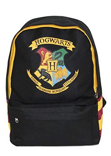 Harry Potter Black Backpack