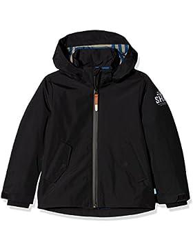 Scotch & Soda Technical Nylon Jacket with Mesh Lining, Chaqueta para Niños