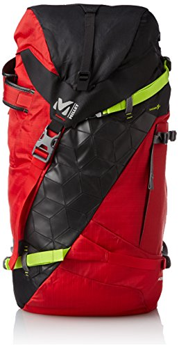 Millet Matrix 30 Mbs Mochila de acampada, Unisex adulto, Rojo (Red), 8.5