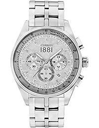 Reloj Cerruti 1881 para Hombre CRA150SN04MS