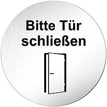 Tür schließen  Suchergebnis auf Amazon.de für: Türschilder Bitte Tür schliessen