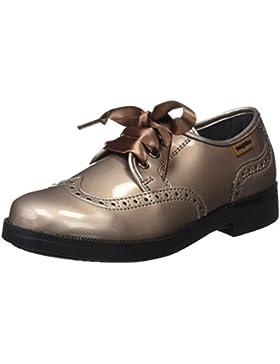 Conguitos Charol Niña, Zapatos de Cordones Derby para Niñas