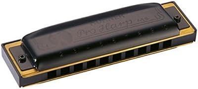 Hohner m564036X Pro Harp–Armónica (D