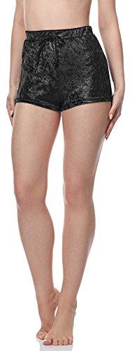 Merry Style Damen Shorts MS10-121 Schwarz