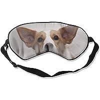 Schlafmaske aus Seide, für Hunde, atmungsaktiv, weich, für Reisen, Schlafen, Entspannung, Spa, Daydream im Flugzeug preisvergleich bei billige-tabletten.eu