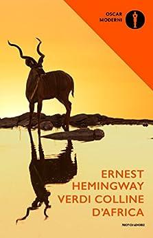 Verdi colline d'Africa (nuova edizione) di [Hemingway, Ernest]