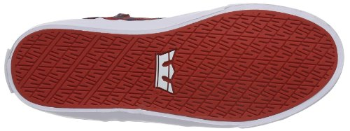 Supra Womens Skytop, Sneaker a Collo Alto Donna rosso (Rot (PARTY CAMO RED/GRAPE - WHITE PCM))