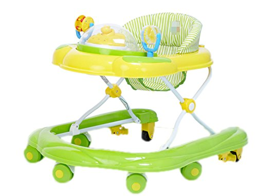 OGTOP 2017 Baby U-Klasse Walker Baby Kinder Baby Auto Walker Anti-Rollover Multifunktionale Falten Musik