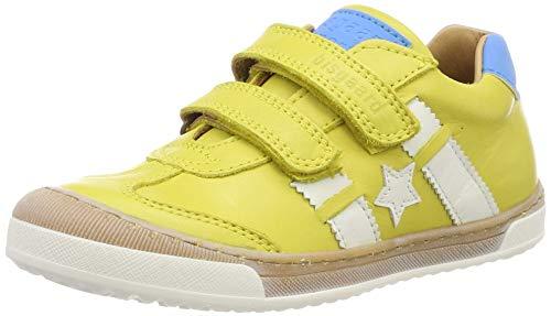 Bisgaard Unisex-Kinder 40343.119 Sneaker, Gelb (Yellow 8001), 35 EU