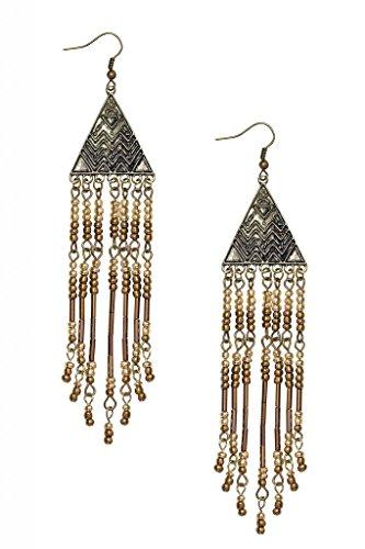 lux-accessori-bugle-bead-fringe-orecchini