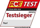 PEARL Verbandskasten: Marken-KFZ Verbandkasten PLUS, geprüft nach DIN 13164 (Kfz Verbandskasten) - 5