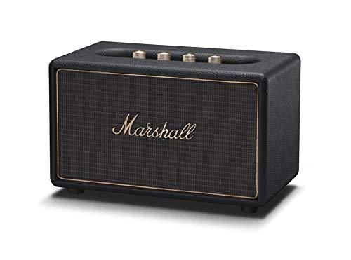 Marshall Acton Multi-Room Wi-Fi und Bluetooth Lautsprecher - schwarz (EU)