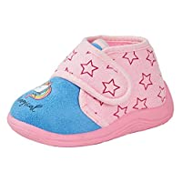 Lora Dora Kids Boys Girls Toddlers Slippers Magical Unicorn UK 8.5