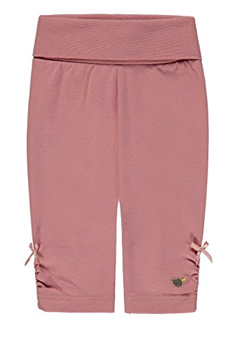 Steiff Baby-Mädchen Leggings, Rosa (Dusty Rose 2756), 86