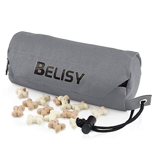BELISY Snackdummy und Apportierbeutel I Idealer Trainingsdummy I Preydummy (Spielzeug Ganze Verkauf)