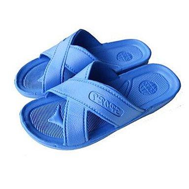 Unisex Slippers & amp; Frühling Herbst PVC Outdoor Casual flache Ferse Andere Blau Rot Andere Sandalen Sandalen US6 / EU38 / UK5 Big Kids