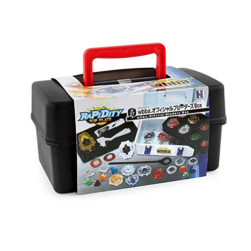 Hamkaw Caja Almacenamiento Portátil Gyro Toy Toolbox