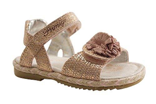 Primigi , Mädchen Mary Jane Halbschuhe, gold - rich copper - Größe: 20 (Rich Schuhe Gold)