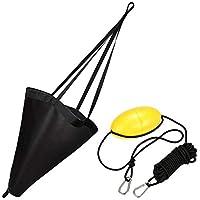 Momangel Conjunto De Flotador De Anclaje De TamañO Completo para Yates De Pesca De Vela Ligera Ancla Sea Anchor Drift Sock, Una Variedad De Opcionales 1#