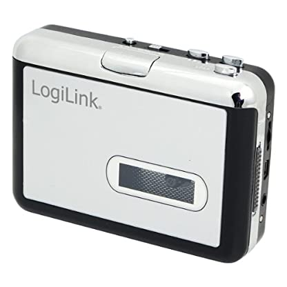 LogiLink-UA0156-USB-Kassetten-Digital-Konverter-und-Player-35mm-Klinkenstecker
