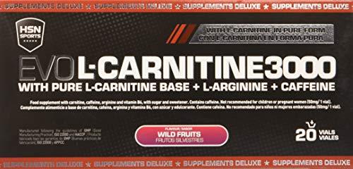 Carnitina Líquida HSN | Evo L-Carnitine 3000 | Pérdida