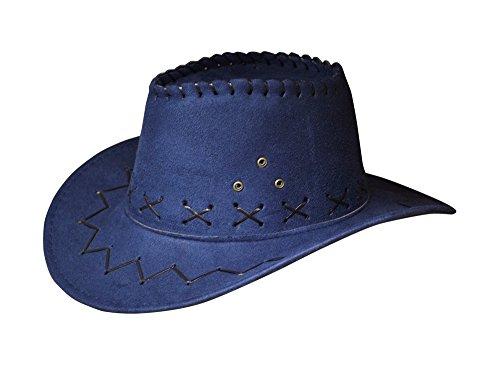 Cowboyhut Westernhut Cowgirl australien Texas Cowboy Hut Hüte Western für Erwachsene und (Hüte Kinder Western)
