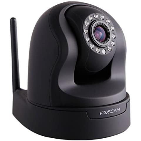 Foscam FI9826W Telecamera IP Motorizzata HD 1.3 Megapixel P2P, Zoom