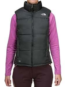 The North Face Women's Nuptse Vest - TNF Black, X-Small