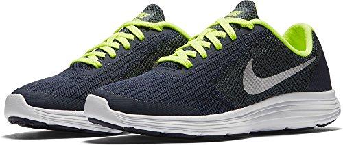 Nike 819413-404, Chaussures de Sport Garçon Bleu