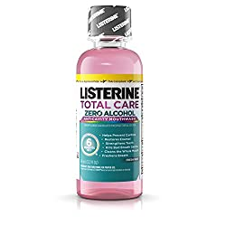 Listerine Total Care Zero, Fresh Mint, 3.2 Ounce