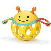 Preisvergleich für Baby-lustiges Spielzeug Kinder-pädagogische Bienen-Handbunter sensorischer Ball scherzt Funnny-Ball-Spielwaren-Geschenk