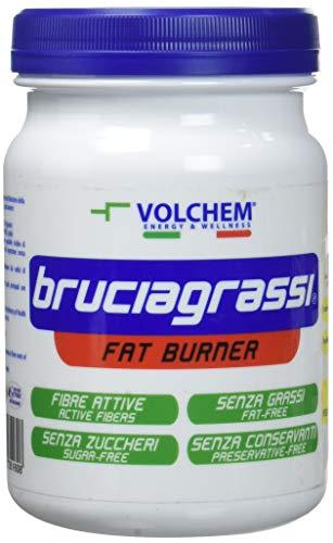 Volchem Bruciagrassi / Integratore Dietetico Brucia Grassi Fibre Dietetiche / 210 Compresse