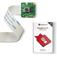 LABISTS Raspberry Pi Official Camera Module V2 8Mp, IMX219 Sensore Supporta 1080p, RPi Camera per Raspberry Pi, Arduino e Jetson Nano