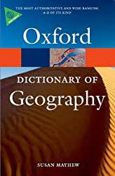 Oxford Dictionary of Geography (Oxford Quick Reference)