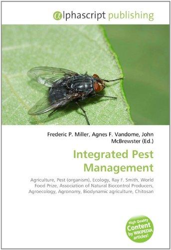 Integrated Pest Management por Frederic P Miller