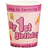 Coupes 15 Birthday Party Gobelets Party Pieces Enfants