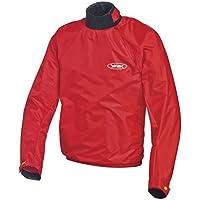 Soles Up Front–Veste étanche pour Sports nautiques natation caoutchouc réglable dans la ceinture), couleur noir