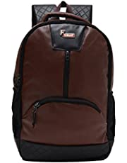 F Gear Yakuza 34 Ltrs Brown Casual Backpack (2584)