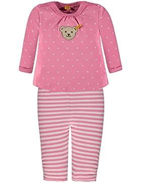 Steiff Mädchen Zweiteiliger Schlafanzug