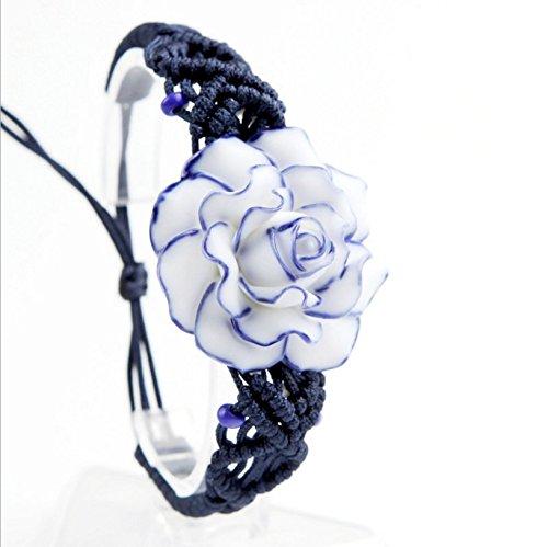 woven-bracelet-chinese-style-ceramic-flower-bracelet-wristblue-rose